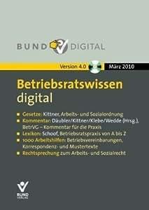 Betriebsratswissen digital. Version 4.0