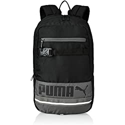 Puma Black Casual Backpack (7339301)