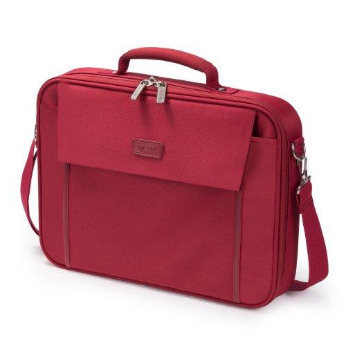 Dicot Multibase D30920 Notebooktasche von 35,6 cm (14 Zoll) bis 39,6 cm (15,6 Zoll) rot (Rote Laptop-tasche)