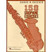 158Saxophone Exercises–arrangiamento per sassofono [Note musicali/holzweißig] Compositore: rascher Sigurd M
