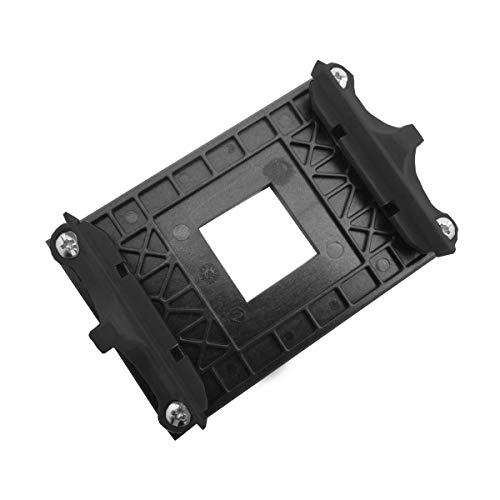 EC360® AMD AM4 Mainboard Halterung Sockel Retention Mount Modul CPU (schwarz)