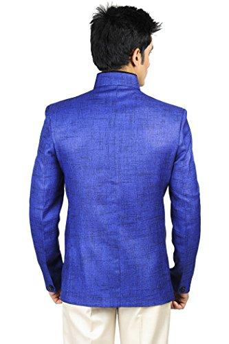 Wintage - Blazer - Homme bleu océan