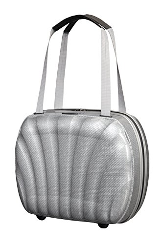 Samsonite Cosmolite Beauty Case FL2, Curve, Silver, 37 cm