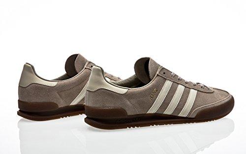 Adidas Jeans Uomo Sneaker Blu light brown-clear brown-gum