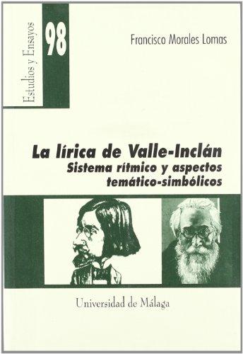La Lirica de Valle Inclan Cover Image