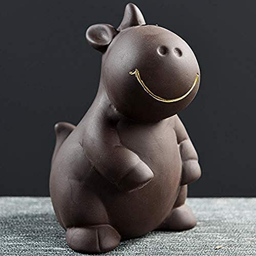 Ertyuk-Decor Porzellan Figuren deko Keramik Tier Skulpturen Ornament Porzellan Animal Ceramic Horse Home Weinschrank Dekoration Keramik -
