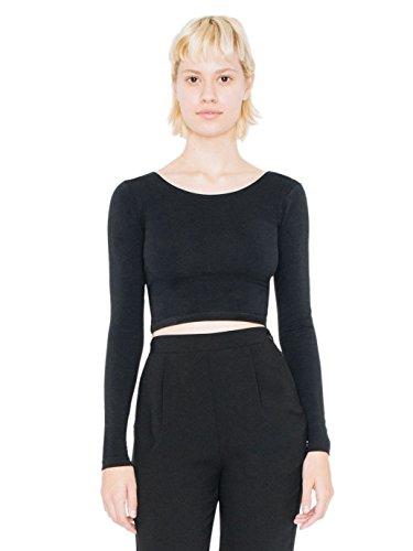 american-apparel-canotta-abbigliamento-donna-nero-x-small