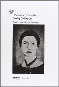 Poesia Completa par Emily Dickinson