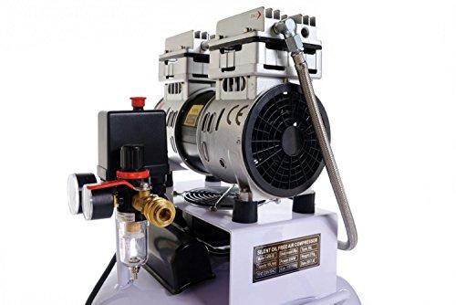 IMPLOTEX 850W Flüster Kompressor - 3