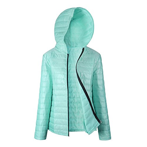 Theshy Damen Winterjacke Wintermantel Lange Daunenjacke Jacke Outwear Frauen Winter Warm Daunenmantel Steppjacke Mantel Oberbekleidung Ultraleichte Daunenjacke