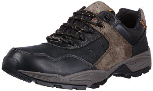 Camel Active Schuhe Herren Halbschuhe Goretex Evolution GTX 142-14 Noir (Black/Charcoal 02)