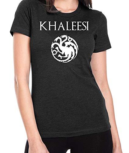 Game of Thrones Khaleesi Haus Targaryen Womens T-Shirt Jr. Größe, 4XL -