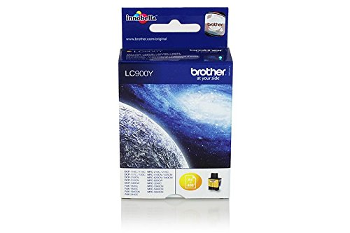Brother MFC-215 C - Original Brother LC-900Y -