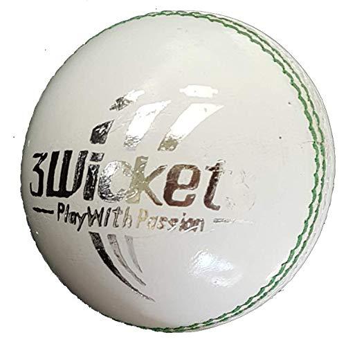 Cricket White Ball 1 Layer (Cricket Ball,)