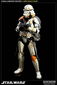 Sideshow Collectibles - Star Wars figurine 1/6 Utapau Airborne Trooper 30 cm