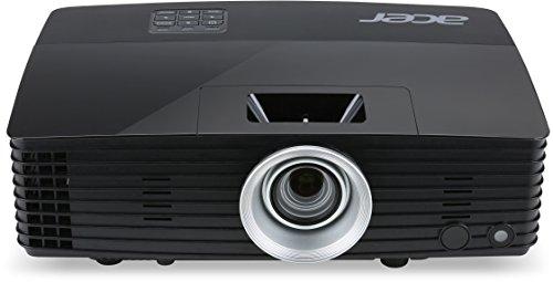 Acer P1623 DLP Projektor (WUXGA 1920 x 1,200 Pixel, 3.500 ANSi Lumen, Kontrast 20.000:1, 3D)