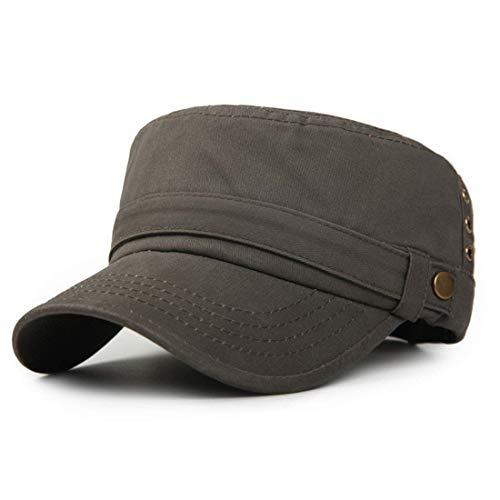 58245e069f8 Weimilon Señoras Mens Army Army Unisex Cotton Sport Cap con Basic Estilo  único Cap Fashion Vintage