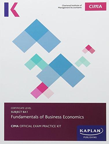 Fundamentals Of Economics Pdf