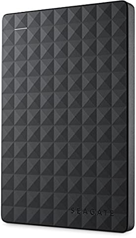 Seagate Expansion 4 TB USB 3.0 Portable 2.5 inch External Hard Drive for PC, Xbox One and PlayStation