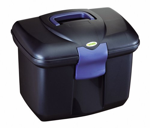 Kerbl 321770 Putzbox midnight blue
