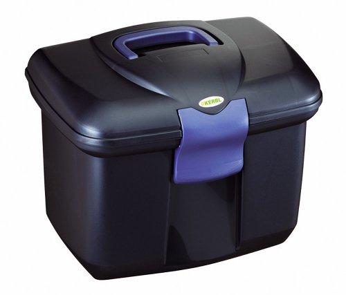 Kerbl 321770 Putzbox midnight blue