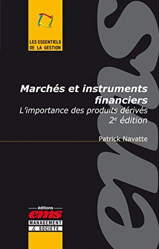 Marchés et instruments financiers: L'importance des produits dérivés