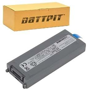 Battpit Batterie d'ordinateur Portable de Remplacement pour Panasonic CF-VZSU48 (5200 mah)