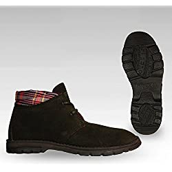 Dude Shoes Dude Pasione Ladies Desert Boot - Suede