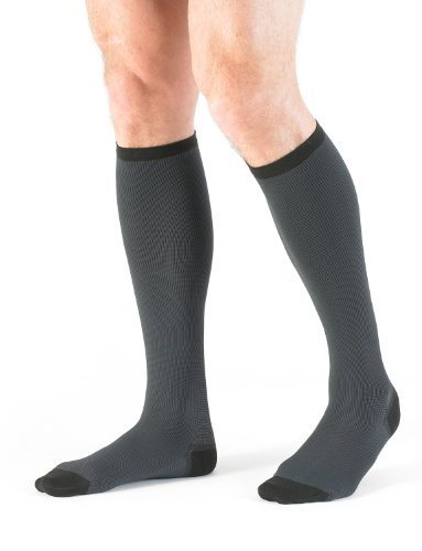 Neo G Mens Compression Socks Grey X Large- Medical Grade 20-30mmHg by Neo G