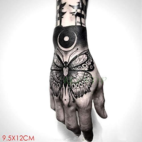 serdicht Temporäre Tätowierung Aufkleber Rose Blume Tatto Tattoo Fuß Mädchen Weiblich Weiblich Make-Up Temporäre Tätowierung 3 Stücke- ()