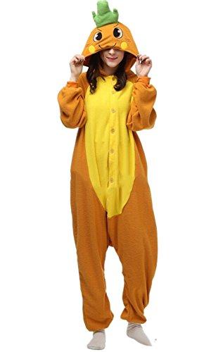Imagen de dato ropa de dormir pijama zanahoria cosplay disfraz animal unisexo adulto