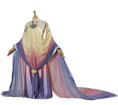 Star Wars Königin Amidala Kostüm - Generic Fantasy Film Cosplay KleidVintage Star
