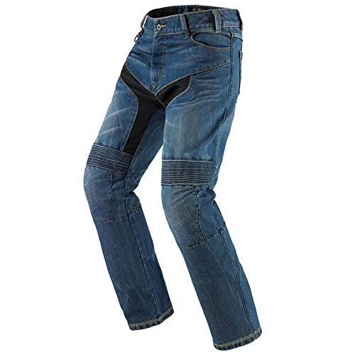 SPIDI Motorrad Hose Furious Denim Jeans Superstone Wash J10 - 110 - 38