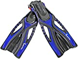 Delphin Flippers Professional Diving Fins For Snorkelling and Diving Suitable For Sports or Recreation
