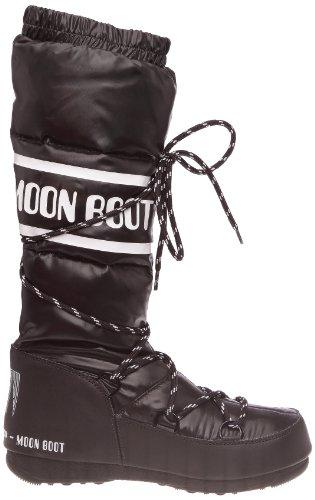 Moon Boot, Moon Boot W.E. Duvet, Stivali, Donna nero (Noir (Nero))