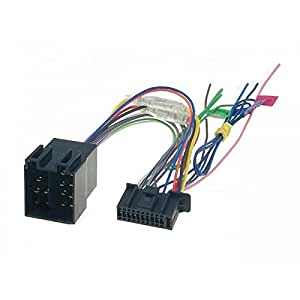 cable kabelbaum anschluss iso kenwood 22 pins elektronik. Black Bedroom Furniture Sets. Home Design Ideas