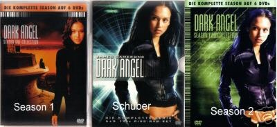 Dark Angel Season 1+2 [12 DVDs]