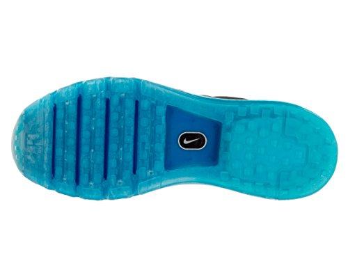Nike Herren Air Max 2016 Low-Top Black (Black (schwarz / Multi-Color-tief königsblau))