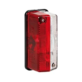 Lampa 41514 Luce ingombro, 12/24V – Bianco/Rosso
