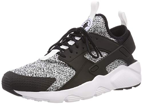 Nike Air Huarache Run Ultra Se Chaussures De Fitness Homme Noir Black White 010 44 Eu