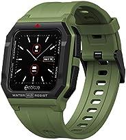 Panyue Smart Watch,ZEBLAZE Ares Fitness Tracker 3 ATM, impermeabile, bracciale intelligente con cardiofrequenz