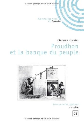 Proudhon et la Banque du Peuple