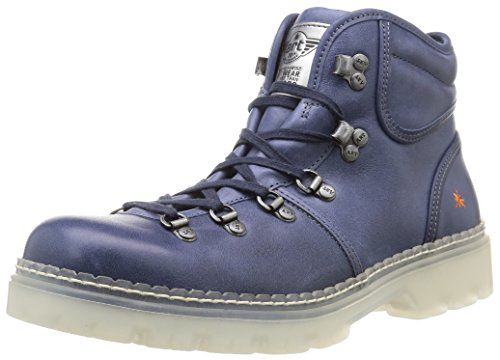 Art 803 Alpine 20, Boots X natural brushed Bleu (Marino)