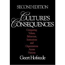 [(Culture's Consequences: Comparing Values, Behaviors, Institutions and Organizations Across Nations)] [Author: Geert Hofstede] published on (March, 2003)