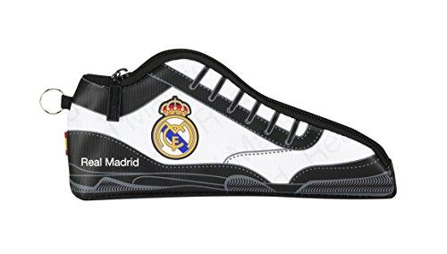 Real Madrid ST811557584 Portatodo Zapatilla (SAFTA 811557584), Unisex niños, RM 2ª Equip Multicolor, 24 cm