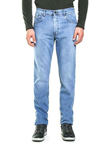 Preisvergleich Produktbild Carrera Jeans - Jeans 700 7000921S für mann, gerade form, denim-look, stretchgewebe, regular fit, normaler bund - 051 - Lavaggio blu chiaro (super stone wash) - M (EU 48 FR 42 US 33)
