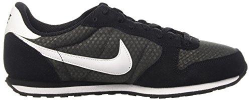 Nike Wmns Genicco, Scarpe da Corsa Donna Nero / bianco-antracite