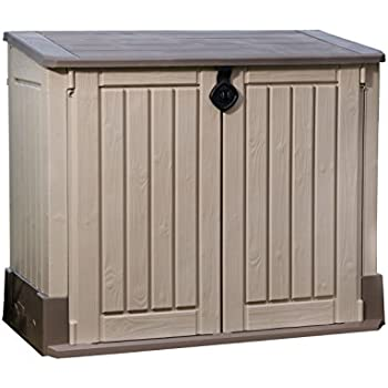 Winsome Keter Store It Out Max Outdoor Plastic Garden Storage Shed   With Lovable Keter Store It Out Midi Outdoor Plastic Garden Storage Shed  X  X   Cm  Beigebrown With Delightful Terrarium Fairy Garden Also Small Round Garden Table In Addition Garden Soil Fertilizer And Garden Lighting Tips As Well As English Garden Seeds Additionally Lower Back Pain After Gardening From Amazoncouk With   Lovable Keter Store It Out Max Outdoor Plastic Garden Storage Shed   With Delightful Keter Store It Out Midi Outdoor Plastic Garden Storage Shed  X  X   Cm  Beigebrown And Winsome Terrarium Fairy Garden Also Small Round Garden Table In Addition Garden Soil Fertilizer From Amazoncouk