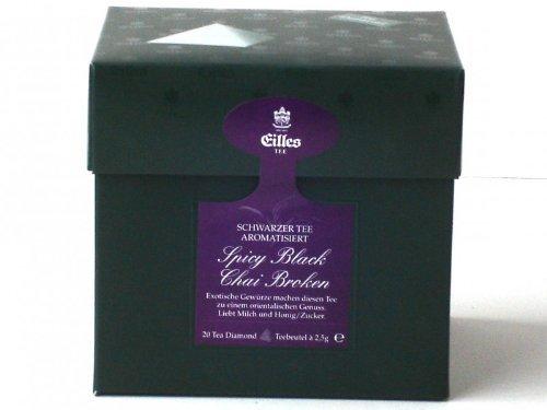 EILLES Tea Diamond Tee Spicy Black Chai 200Stk