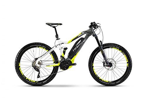 Haibike SDURO AllMtn 7.0 500Wh 27.5R Elektro Fahrrad/All Mountain eBike 2017